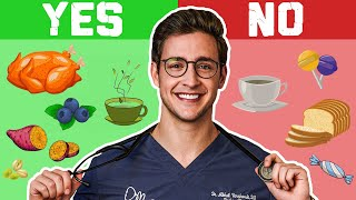 What I Eat In A Day As A Doctor Ft. Bear | Doctor Mike