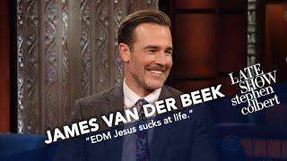James Van Der Beek Explains Diplo To Stephen