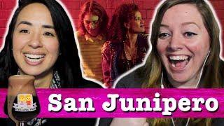 "Drunk Lesbians Watch ""San Junipero"" (Feat. Ashly Perez)"