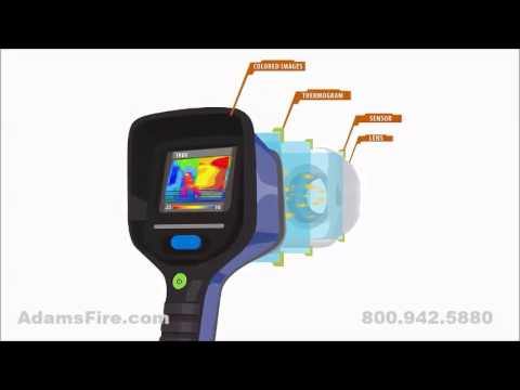 How Draeger Thermal Imaging Cameras Work  UCF