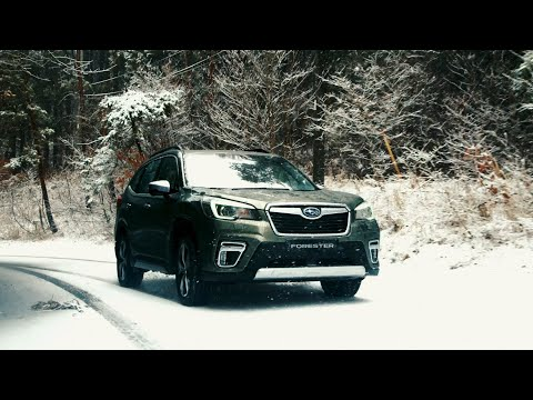 Stability: SUBARU delivers peace of mind even in sudden bad weather