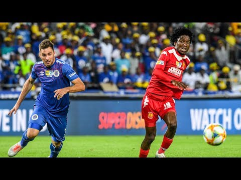 MTN8 | Final | Highlands Park v SuperSport United | Highlights