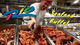 Rio's Carnival Seafood Buffet vs Medley Buffet Okada