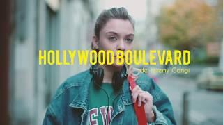 Hollywood boulevard ( d'après Born to die) - Jérémy Gangi