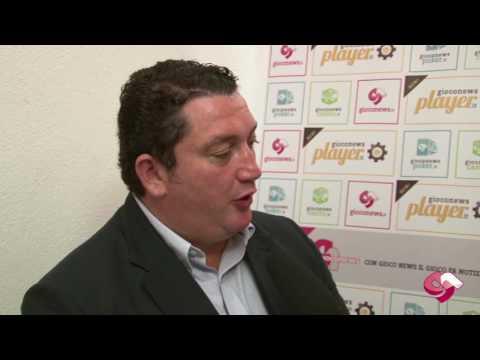 Intervista a Christian Tirabassi (Ficom Leisure) alla Social Media Week Roma