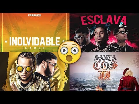 Canciones EXITOSAS Que NO HAN SALIDO (Trap & Reggaeton) ACTUALIZADO #5 | SeveNTrap