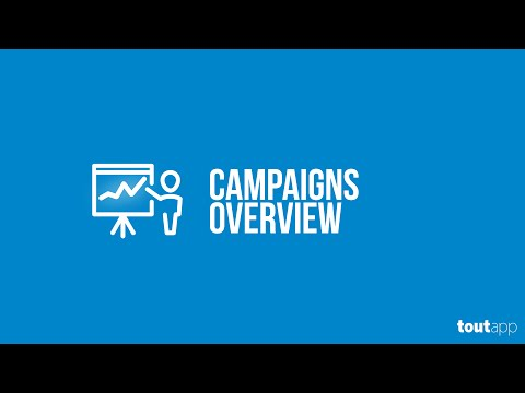 Campaigns Overview