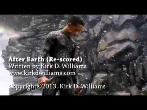 After Earth (Re-scored music only)
