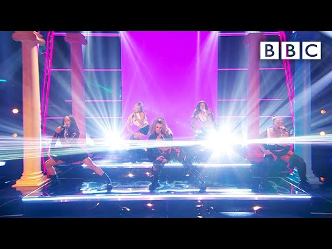 *Screams* Melladaze just OWNED the stage with that killer choreo 😍@Little Mix The Search – BBC