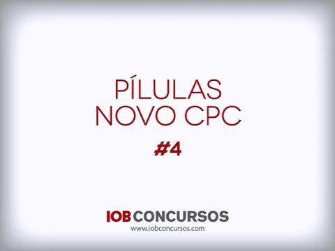 Pílulas Novo CPC - #4 - Profº Costa Machado