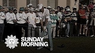 From 1992: Tiger Woods, the future of golf