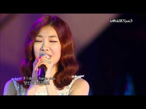Lee Hae Ri (Davichi) - I Have Nothing LIVE 120603