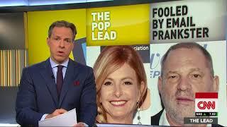 'Email prankster' fools Harvey Weinstein