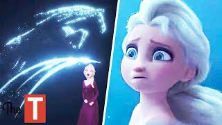 Frozen 2: The Horses Are More Important Than You Think