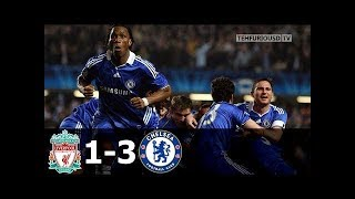 Liverpool vs Chelsea 1-3 All Goals and Extended Highlights (UCL) 2008-09 HD