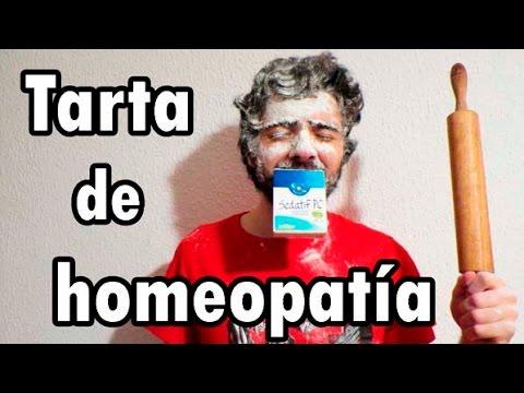 Tarta de homeopatía y Oreo