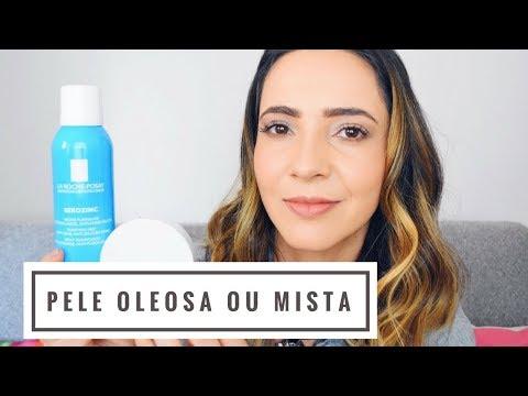 Produtos para pele oleosa e mista | Dicas da Fê