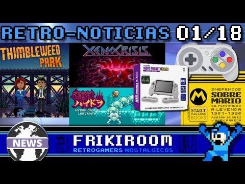 Retro Noticias 01/18