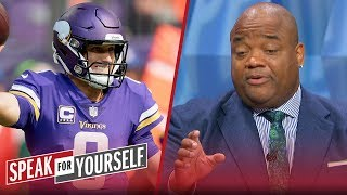 Jason Whitlock: 'Kirk Cousins isn't a championship type QB' | NFL | SPEAK FOR YOURSELF