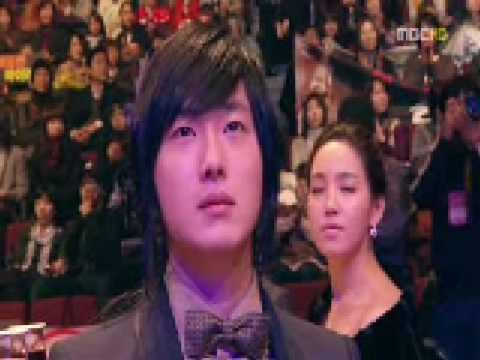 LYH singing - 301208 MBC Drama Awards