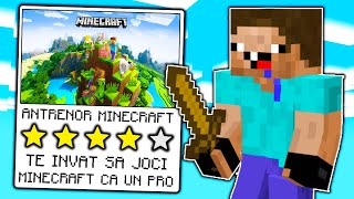 Am Angajat Un Copil Sa Ma Invete Sa Joc Minecraft...