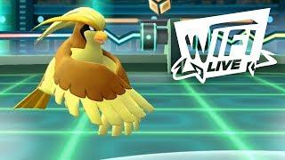 Pokemon Let's Go Pikachu & Eevee Wi-Fi Battle: Pidgeot's Redemption! (1080p)