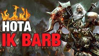 HOTA Immortal King Barbarian GR Build Diablo 3 Patch 2.6.4 Season 16 Guide