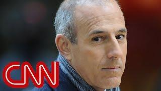 NBC News fires Matt Lauer after inappropriate sexual behavior complaint
