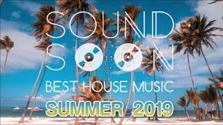MUSICA DA SPIAGGIA ESTATE 2019 - 🌴 Melodic & Tropical Deep House | Summer 2019 Mix