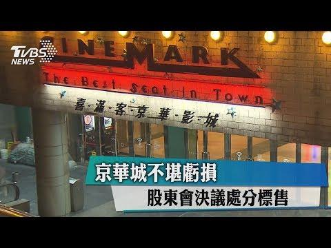 京華城不堪虧損 股東會決議處分標售