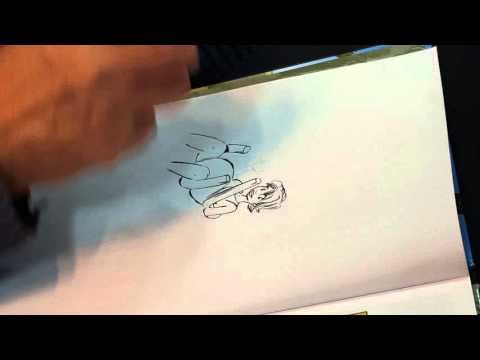 Vidéo de Serge Carrère