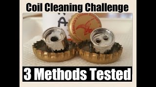 Coil Cleaning 3 Methods Tested and Results (How To and Save Money)