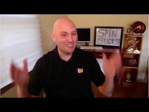 The Spin Sucks Inquisition: Tony Gnau