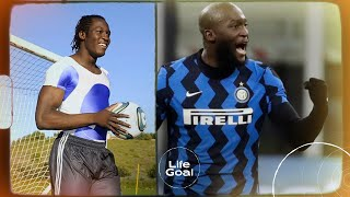 As a kid, he only had bread for meals. Today, Romelu Lukaku is king of the San Siro | Life Goal