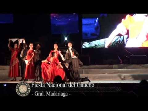 Mostrando lo Nuestro - Fiesta Nacional del Gaucho 2012 Parte 1