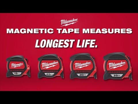 Milwaukee Magnetic Tape Measures