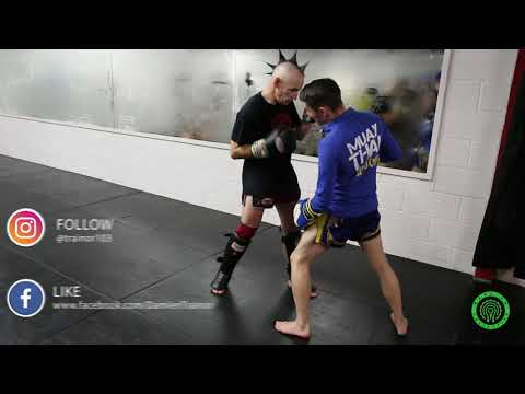 High Volume Striking Chains for Muay Thai and Kickboxing with Damien Trainor