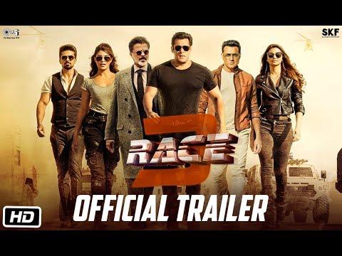 Race 3 - Official Trailer - Salman Khan - Remo Dsouza