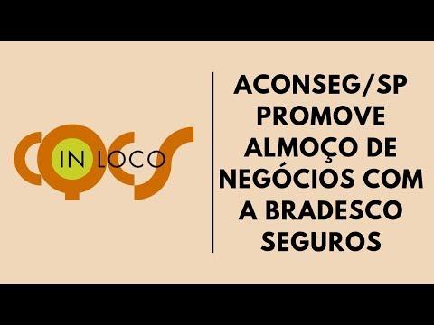 Imagem post: Aconseg/SP promove almoço de negócios com a Bradesco Seguros