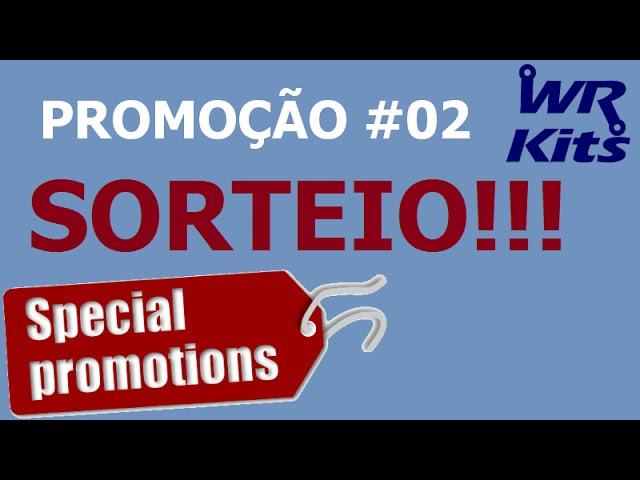 SORTEIO PROMOÇÃO #2 | CONHEÇA O GANHADOR!