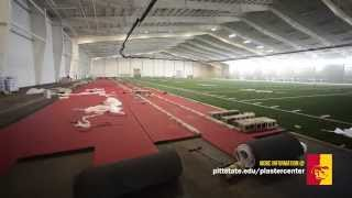 'QUICK VIEW: Track & Locker installation Robert W. Plaster Center