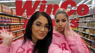 COME GROCERY SHOPPING WITH US