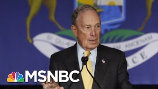 Mike Bloomberg Qualifies For Las Vegas Democratic Debate | Morning Joe | MSNBC