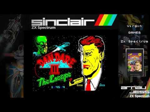 Virgin GAMES  en Zx Spectrum