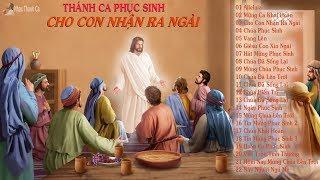 Thánh Ca Phục Sinh - Cho Con Nhận Ra Ngài
