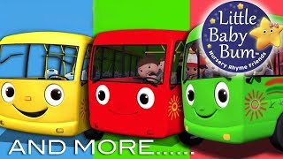 Wheels On The Bus +More Nursery Rhymes and Kids Songs | Baby Songs By Little Baby Bum LIVE - YouTube