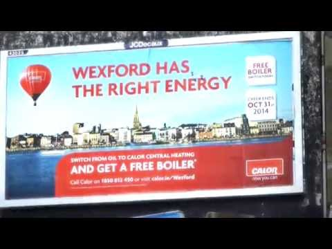Calor Right Energy Roadshow Wexford
