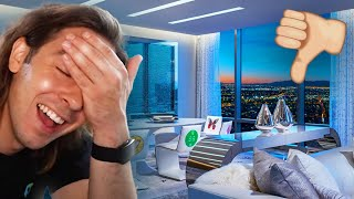 The WORST Hotel Room In The World