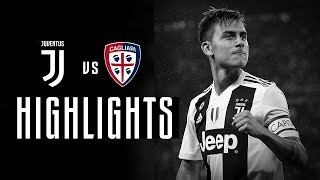 HIGHLIGHTS: Juventus vs Cagliari - 3-1 - Serie A - 03.11.2018 | 3 goals,  3 points!