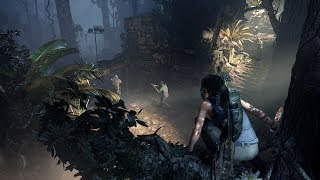 Shadow of the Tomb Raider - Combat Tactics